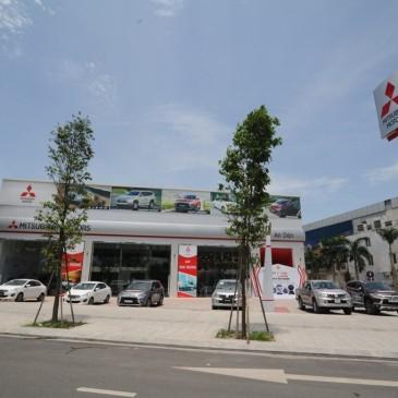 Mitsubishi Motors Vietnam khai trương đại lý An Dân mới