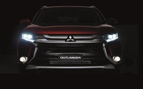 Lễ xuất xưởng xe Mitsubishi Outlander
